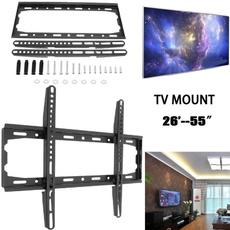 Wall Mount, tvbracket, Capacity, Monitors
