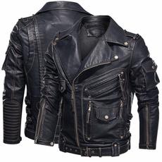 motorcyclejacket, Outdoor, leather, Coat
