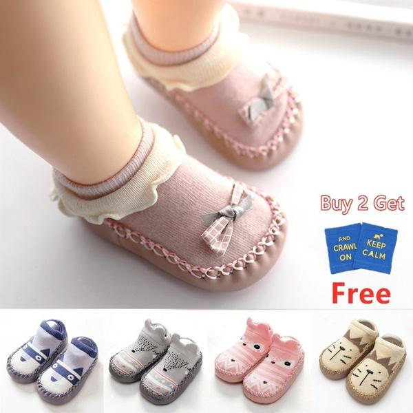 cute, Indoor, babysock, Baby Shoes