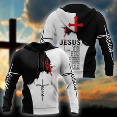 Fashion, Christian, pullover hoodie, Sleeve