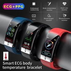 Heart, Touch Screen, Waterproof Watch, Jewelry