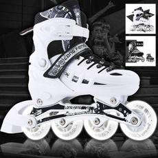 Ao Ar Livre, rollerskate, doublerow, skidding