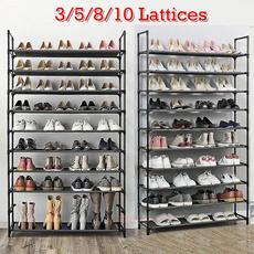 shoesrackshelf, Furniture & Decor, Simple, Household