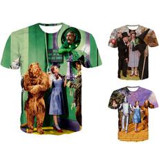 Summer, ladiestshirt, Men's Fashion, Wizard