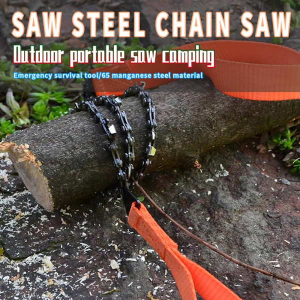 Wood, Outdoor, Survival, emergencychainsawwithbag