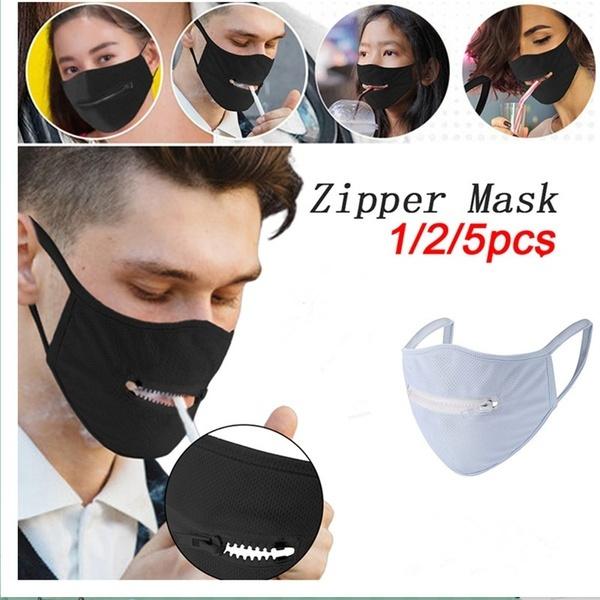 zippermask, dustprooofmask, mouthmask, quickdryingmask