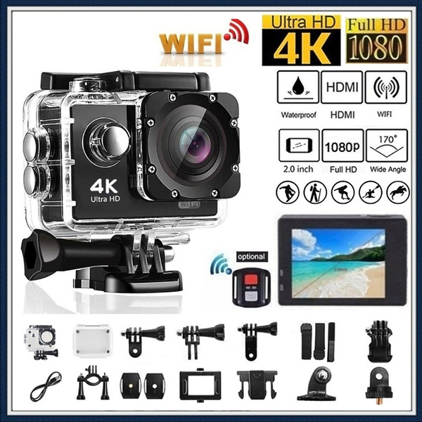 Mini, 4kcamera, Outdoor, videocamera