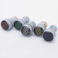 signalmonitor, voltmètre, voltmeterindicator, electricalindicator