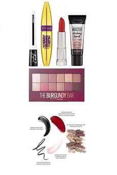 Lipstick, make up cosmetics, Beauty, Makeup