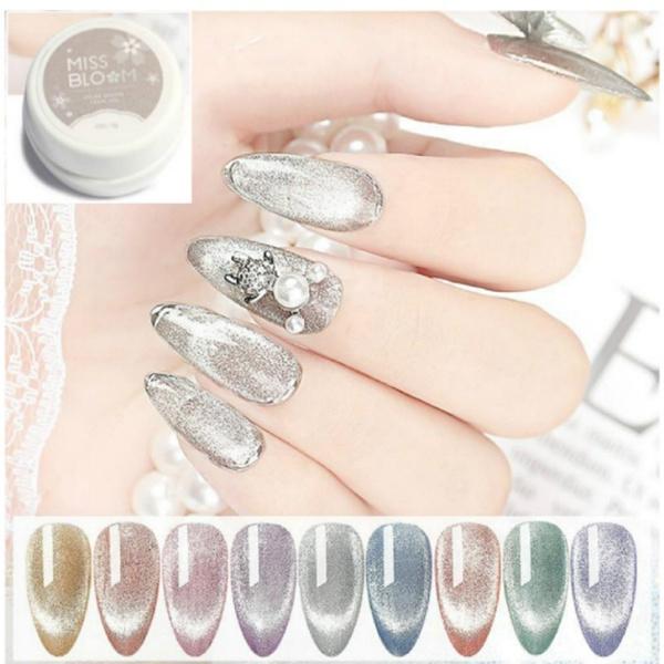 art nail, nail decoration, Wool, art