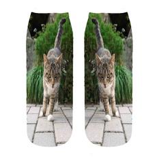 Funny, Shorts, casualsock, Socks