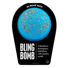 autolisted, Blues, Bling, bomb