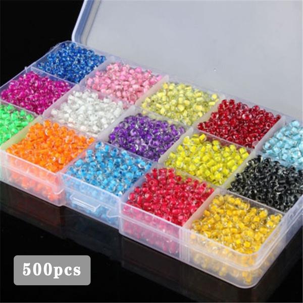 mixedbead, crystalbead, multicolorbead, Crystal