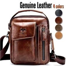 Shoulder Bags, genuine leather bag., business bag, genuine leather