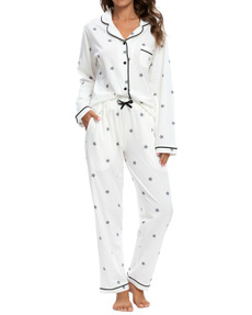 women's pajamas, nightwear, Fashion, pants