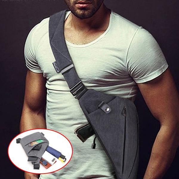 menwaistbag, antitheftbag, Hunting, Shoulder Bags