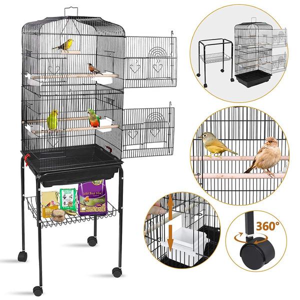 macawcage, Pets, largebirdcage, house