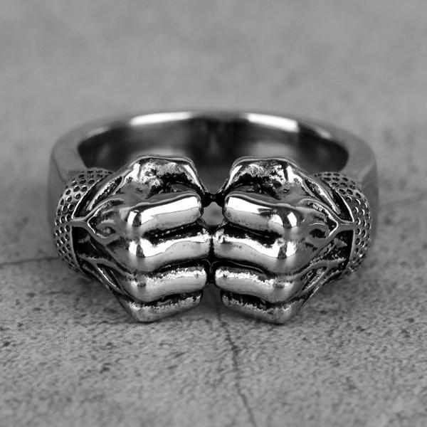 Steel, men_rings, Fashion, Jewelry