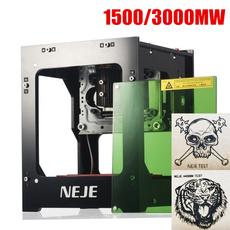 Mini, engravercarver, Laser, engravingwoodcutting