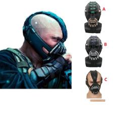 Helmet, gamingkeyboard, Cosplay, latex
