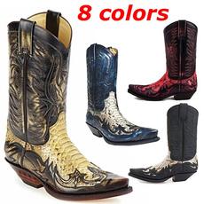 vintageboot, أزياء, Cowboy, leather