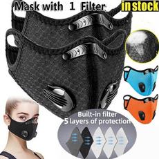 Cycling, unisex, washablemask, Masks