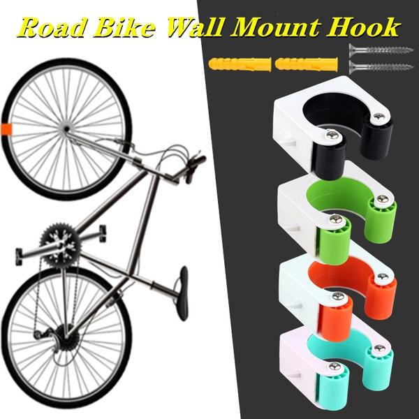 MTB Road Bicycle Wall Hanger Stand Rack Wall Mount Hook Bike Parking Buckle 1.95