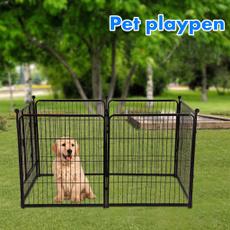 Heavy, dogcrate, Dog Collar, puppy