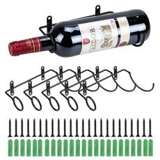 wineholder, Bottle, bottleholder, screwbottle