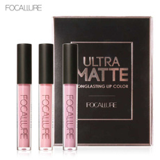 Lipstick, 3pcslipstickwaterprooflonglasting, waterprooflipstickset, lipstickkitswomen