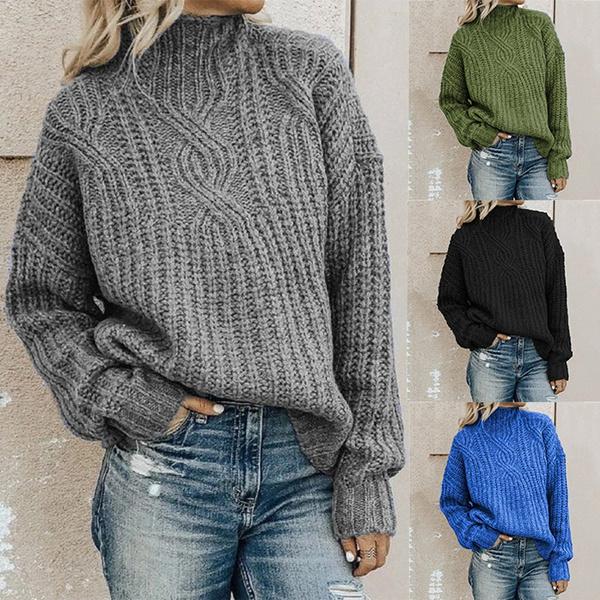 Fashion, Ladies Fashion, knittop, Long Sleeve