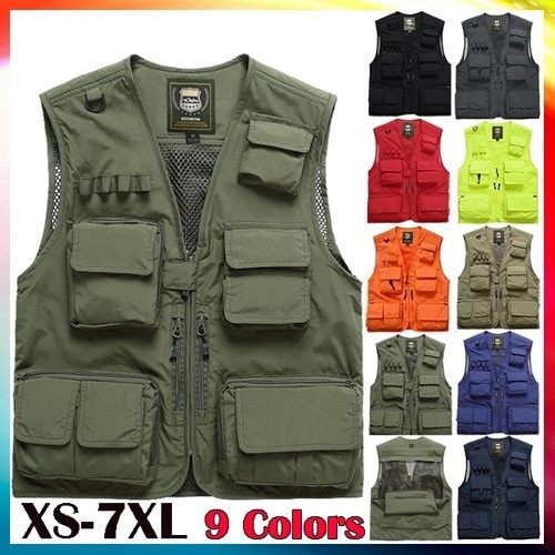 Vest, Outdoor, Sports & Outdoors, meshvest