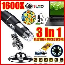 wifi, led, minimicroscope, lights