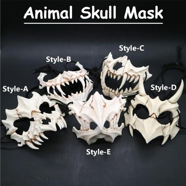 Cosplay, Skeleton, skull, Animal