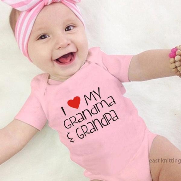 cute, Cotton, Love, babyromper