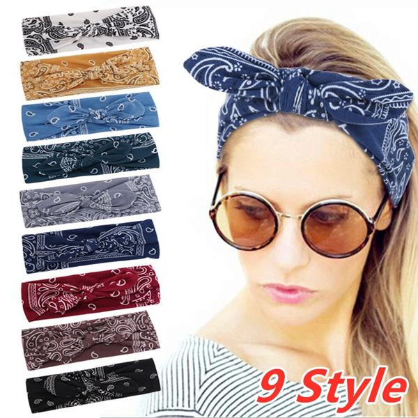 bohemianheadband, womenheadband, Fashion, Fabric