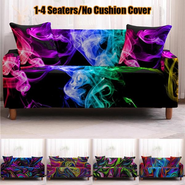 Decor, art, couchcover, Elastic