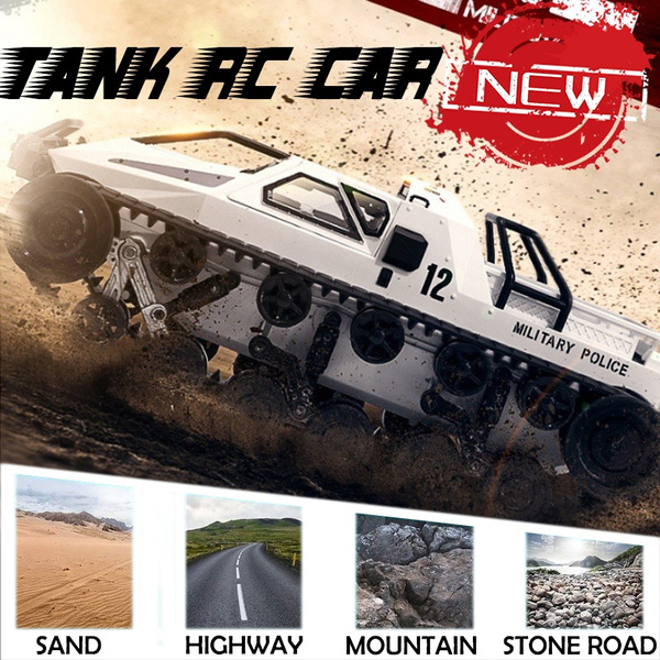 Toy, Tank, Electric, Gifts