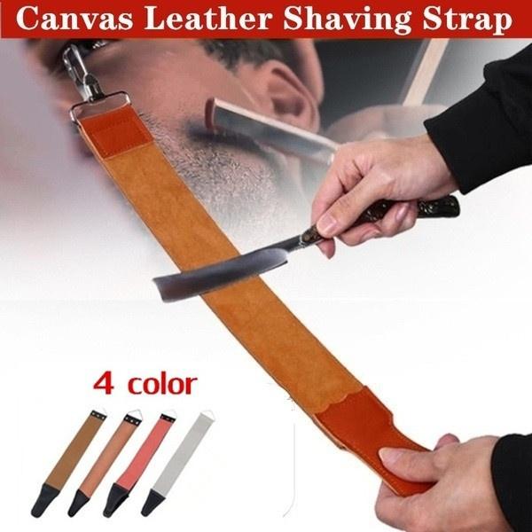 clothbeltknife, shavingrazor, leatherbeltforsharpening, Fashion