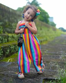 Summer, #Summer Clothes, Toddler, Cotton