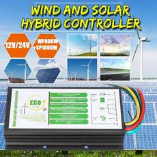 solarcontroller, regulatorsolar, Waterproof, windturbine