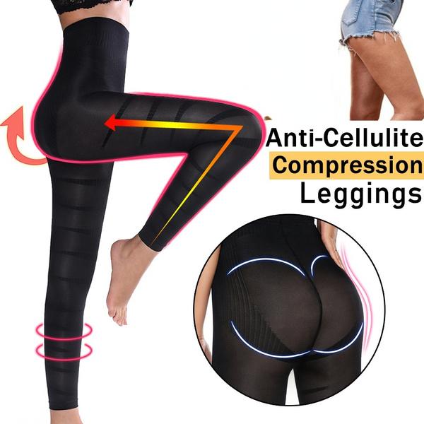 Leggings, anticellulitelegging, opaque, yoga pants