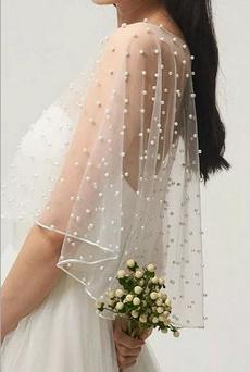 Bride, Women's Fashion, Evening Dress, Coat