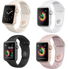 case, smartwristwatch, Apple, Aluminum
