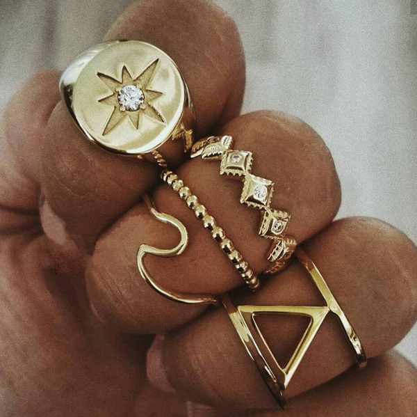 Adjustable, Jewelry, gold, Egyptian
