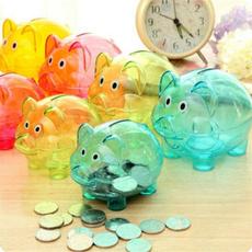 case, Collectibles, Toy, coinpiggybank