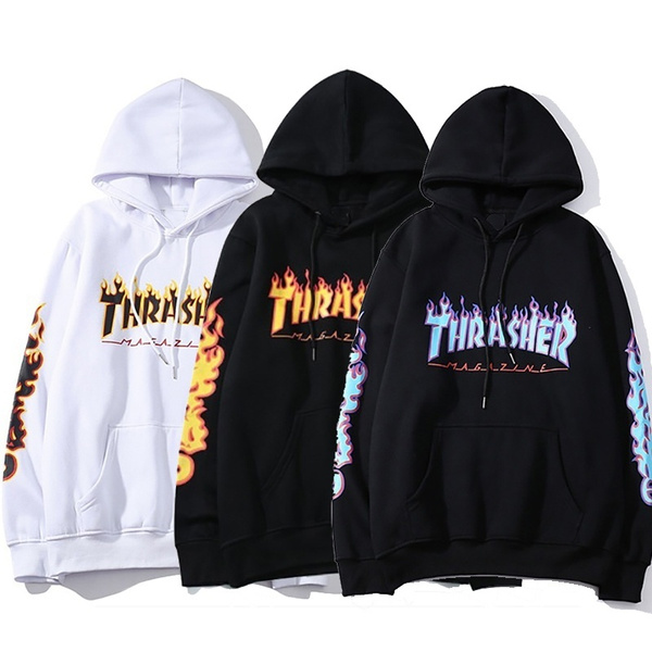 Couple Hoodies, sweatshirtsformen, Fashion, thrasher