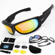 Fashion, Cycling, Army, Sports Glasses