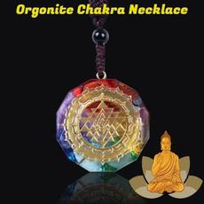 hexagonpendant, chakranecklace, crystal pendant, gemstonenecklace