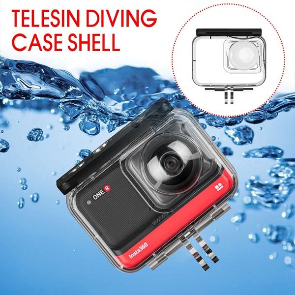 case, insta360onerdivingcase, insta360onerhousingcase, Waterproof